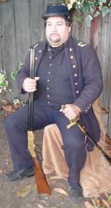 Major Henrick