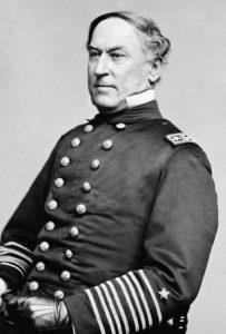 Admiral David Farragut