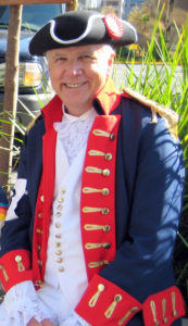Howard Jones as George Washington